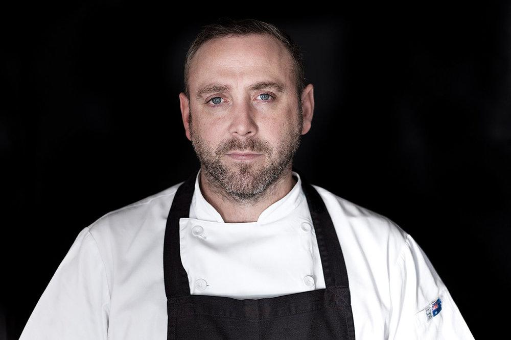 Joel Bickford — Executive Chef