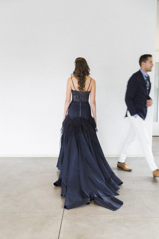 MEGHAN + AJ - WEDDING