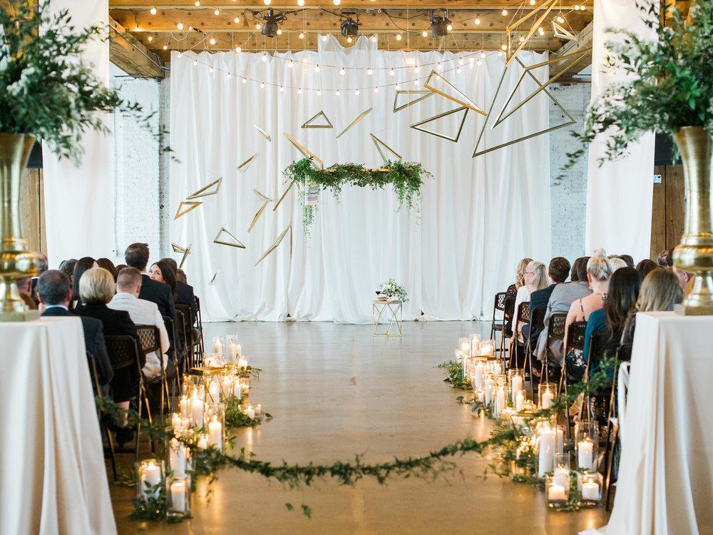 BECKY + ARRON - WEDDING