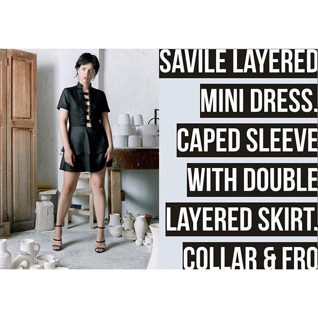 SAVILE. INSTORE.  #saliajac #wearbetter