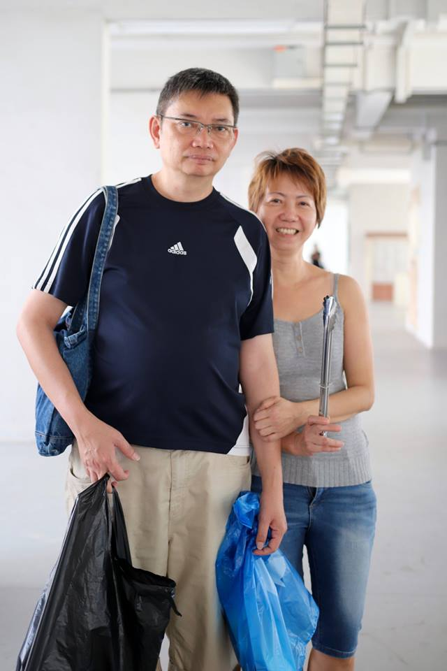 Janice Tan and Richard Teng