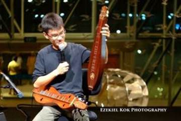 Mr Ivan Ng – Dulcimer Performance
