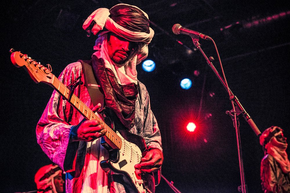 COLLIDER THREE - ★ Mdou Moctar [Niger]★ Locobeach [Brooklyn/NYC]June 8, 2018Burgy Grange, WilliamsburgSOLD OUTProceeds donated to the Friends of the Northampton Trails & Greenways
