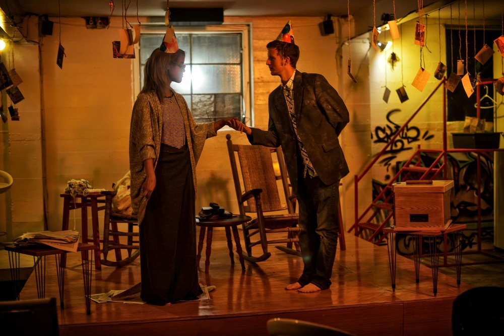 ON STAYING INDOORS - Grand Slam! Short Play Festival
