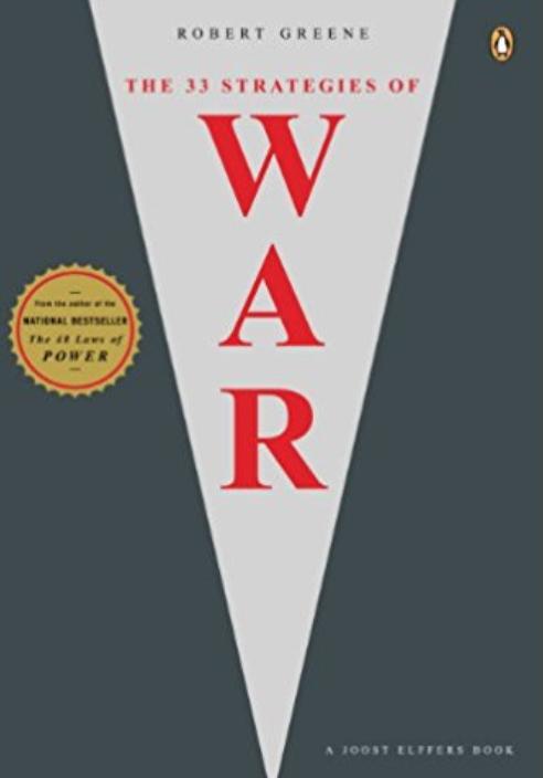 33 Strategies of War -