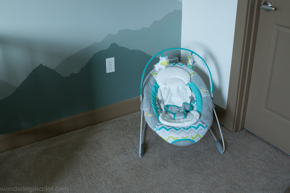 Pacific Northwest Themed Nursery