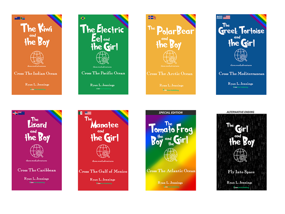 The Rainbow Travellers Series - 7 Books + Bonus.png