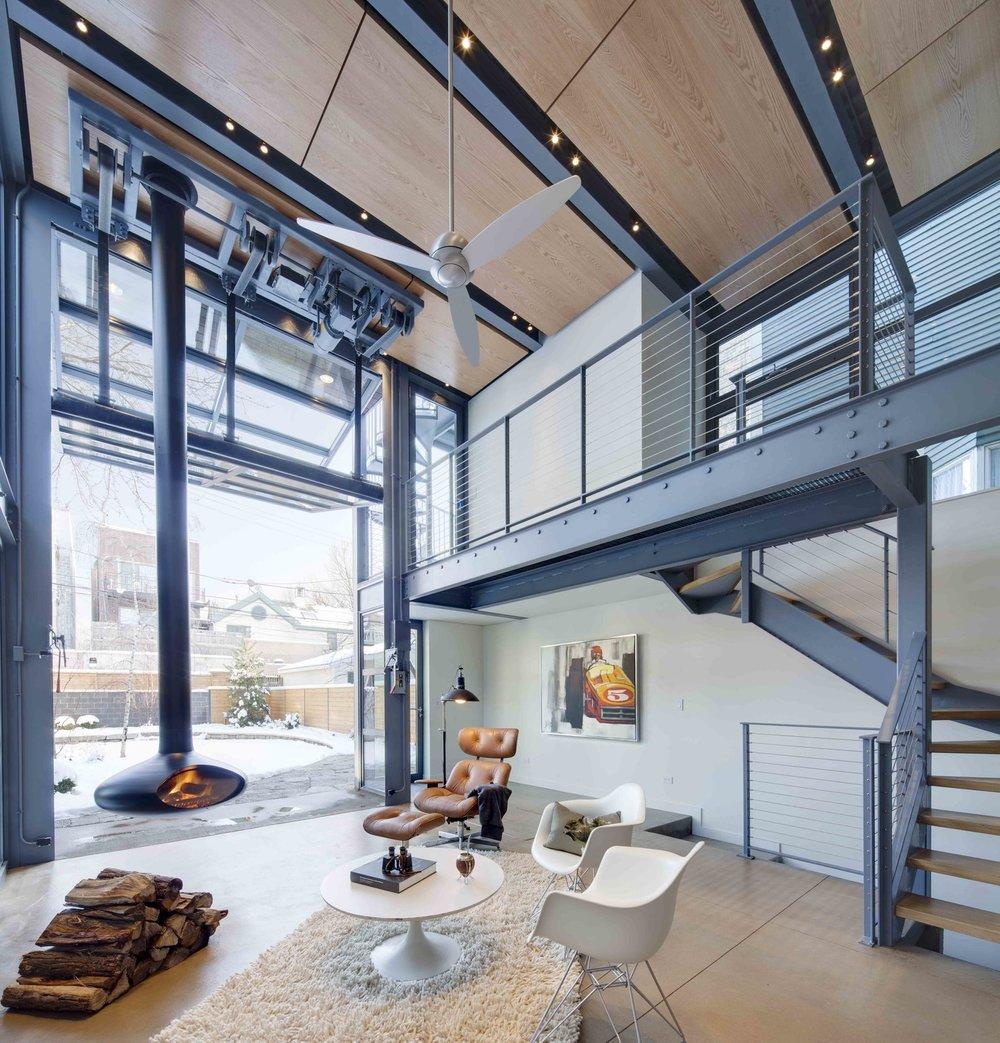 Modern Fan 房間吊扇裝潢
