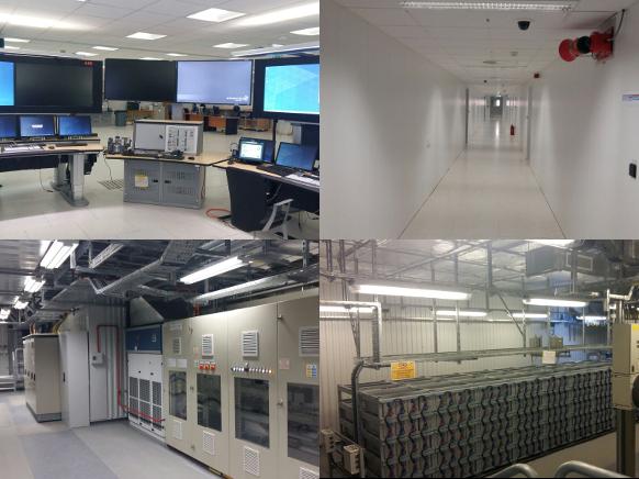 SHAH DENIZ STAGE 2 - Onshore Control Room  2016 0 POB 1600 sqm Caspian Region BP/AIOC