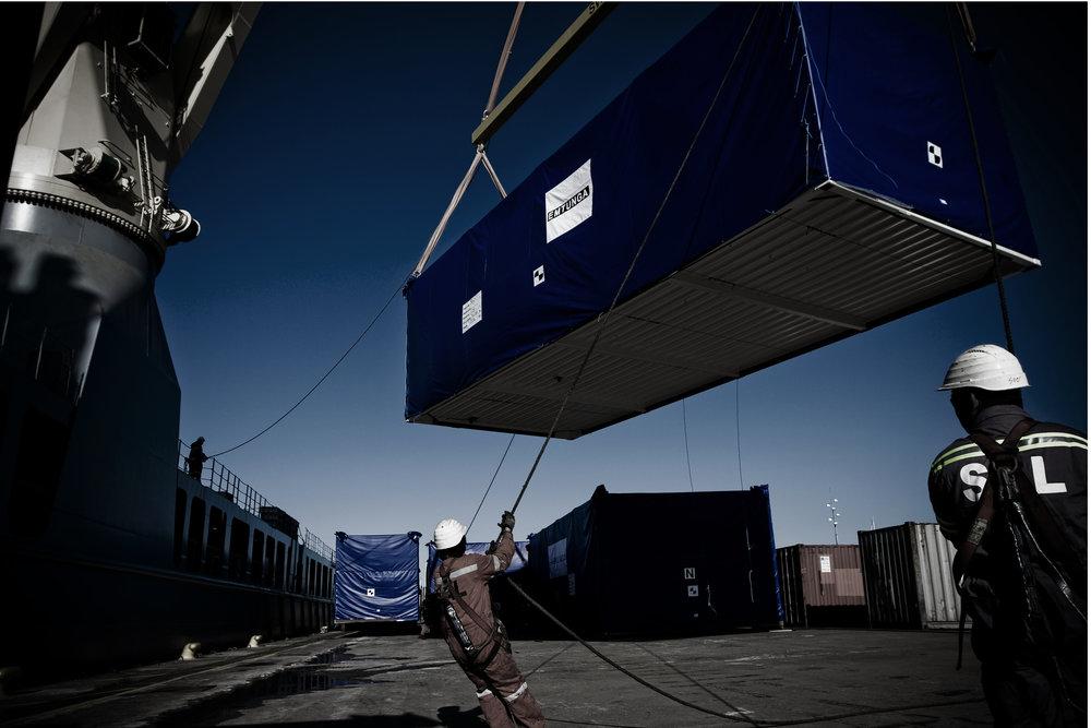 Offshore foretag varslar sextio