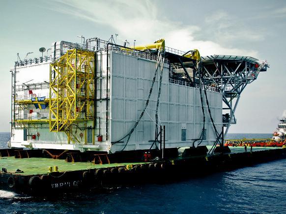 Champion 7 - Living Quarters 2012 3670 sqm Brunei Brunei Shell Petroleum