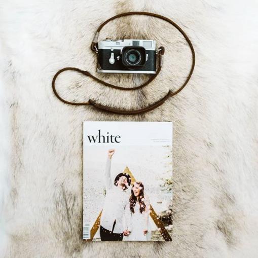 WHITE MAGAZINE -
