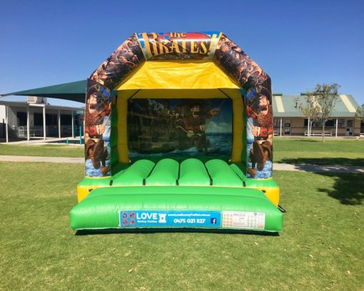Pirates Bouncy Castle Hire Baldivis