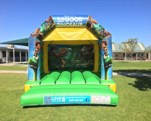 Dinosaur Bouncy Castle Hire Baldivis