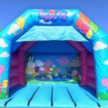 Peppa Pig Bouncy Castle Hire Mandurah