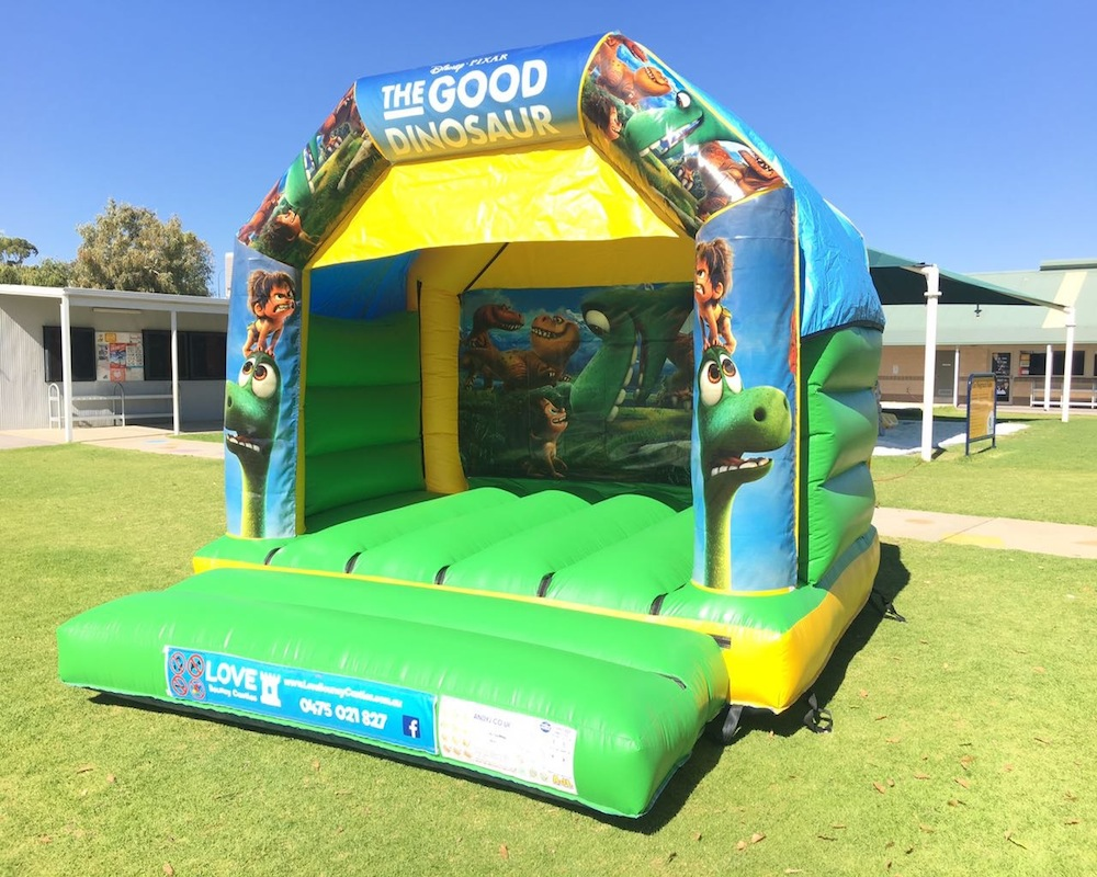 Dinosaur Bouncy Castle Hire Rockingham