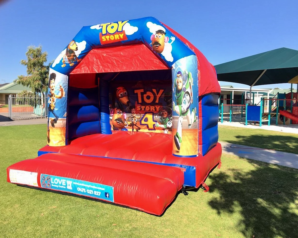 Toy Story Bouncy Castle Hire 2