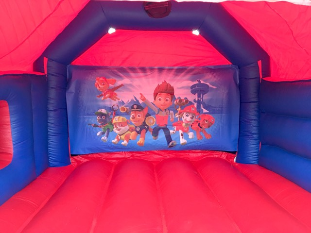 Jungle Book combo bouncy castle hire 2