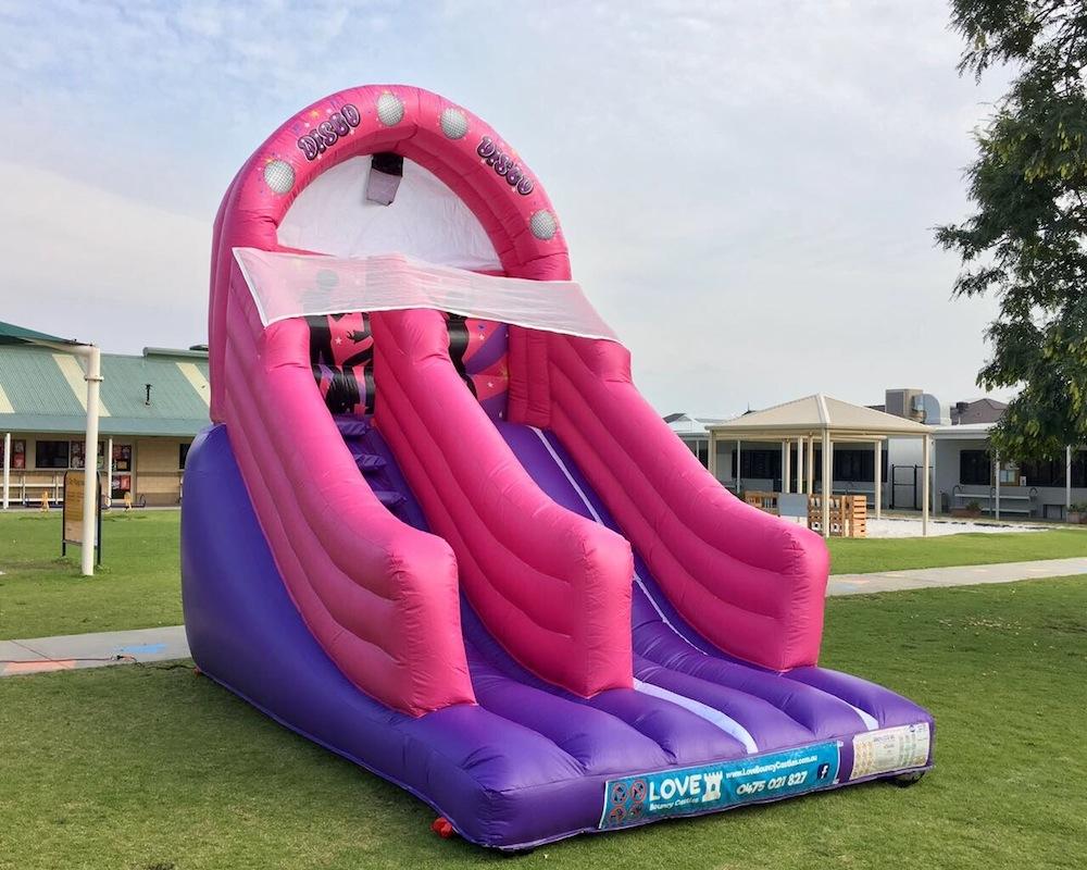Pink Disco Super Slide