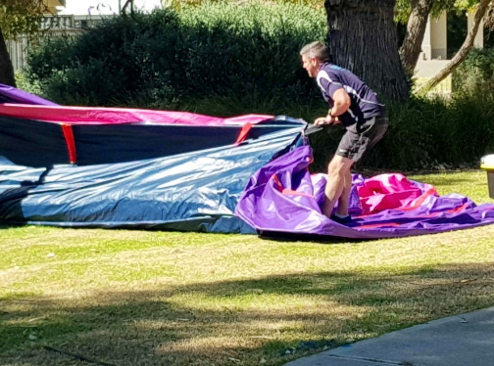 Safety First - Love Bouncy Castles Follows Strict Guidelines To Keep You And Your Children Safe.