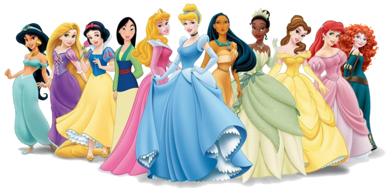 Disney Princess Combo Bouncy Castle Hire Rockingham