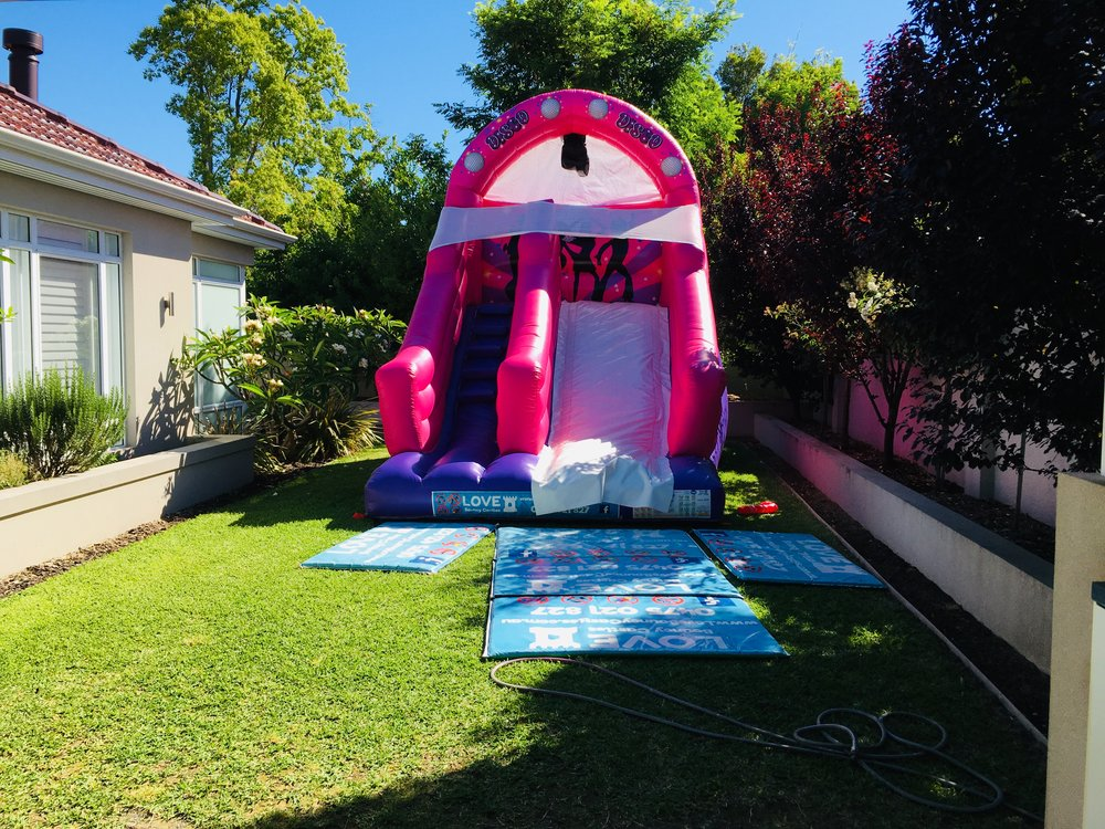 Inflatable Slide Hire Rockingham
