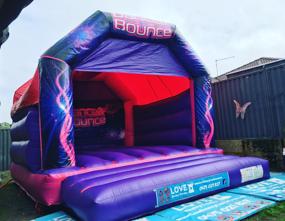 Adult Bouncy Castle Hire Mandurah