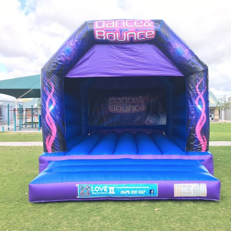 Adult Bouncy Castles - Day Hire – 8am to 4pmNight Hire – 5pm to 7am the following morningSize 6mL x 5mW x 4.5mHSuitable From 2yrsCapacity – 8 kids or 6 adults8 Hour HireDelivery, Set Up, Collection & Safety Training Included$349+GST All Day or Night Hire