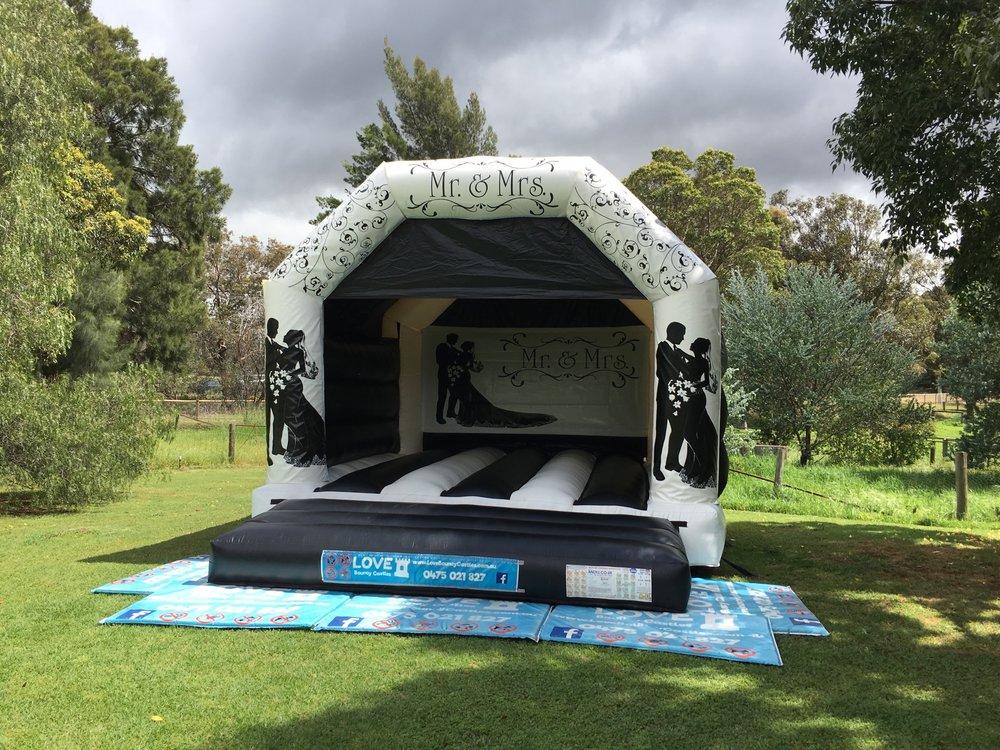 Wedding Bouncy Castle Hire Rockingham