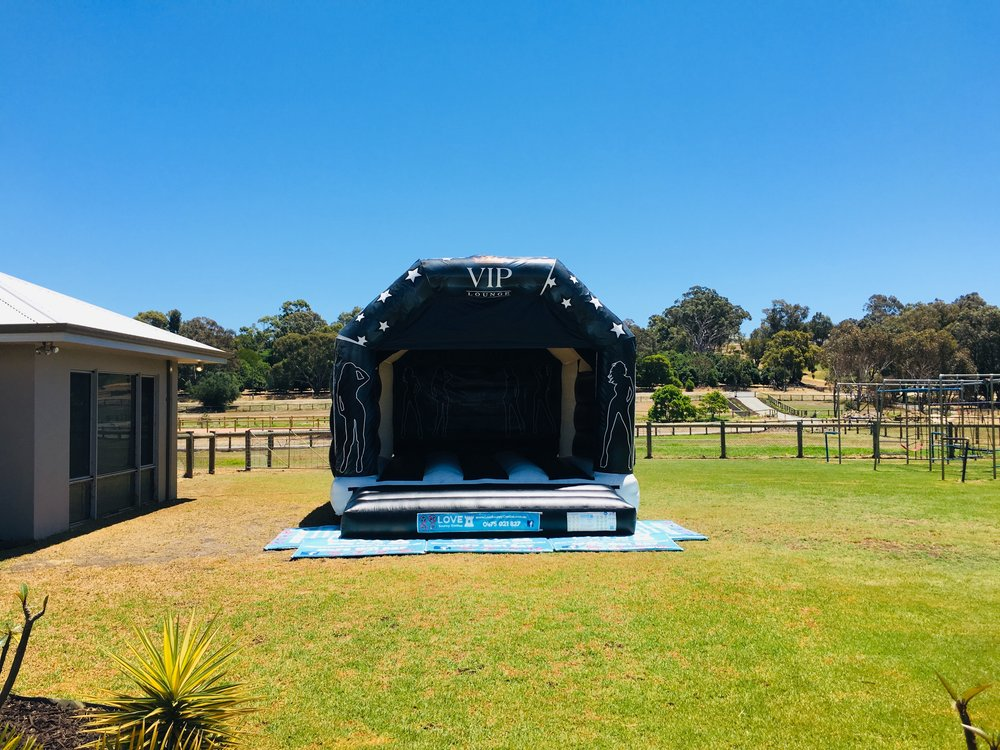 VIP Adult Bouncy Castle Hire Baldivis