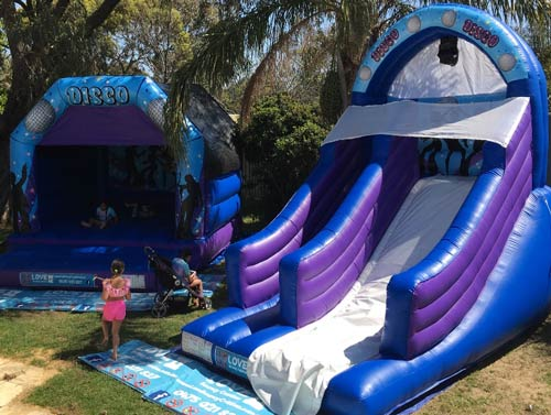 Bouncy Castle Hire Mandurah - Our Mandurah Bouncy Castle hire will get you party started!