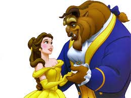 Beauty & The Beast Bouncy Castle Hire Perth