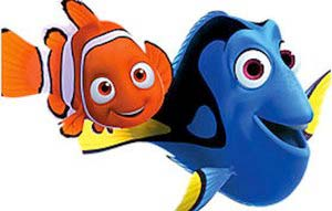 Finding Nemo Bouncy Castle Hire Perth