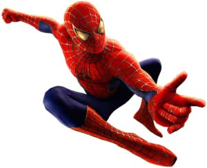 Spiderman Bouncy Castle Hire Perth