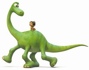 The Good Dinosaur Bouncy Castle Hire Perth
