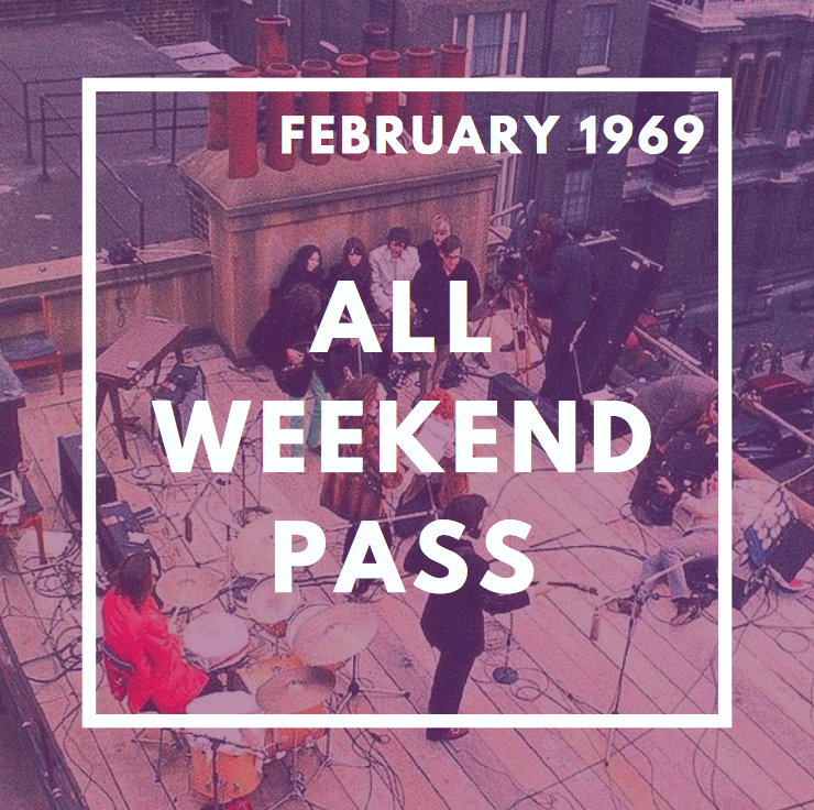 $150 All Weekend Pass - All-Weekend Pass: full weekend admission to festival.INCLUDES:-Full Weekend Admission for all three days!-All services charges and fees-February 1969 Event Shirt-Shoutout on the AROTR Facebook Page-Updates