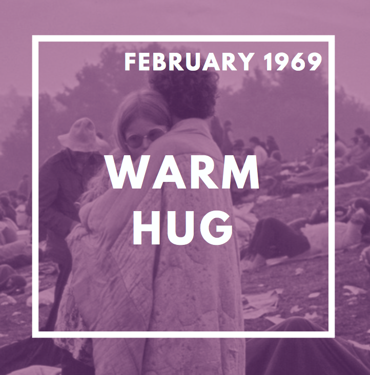 Warm Hug - Can't make it to the event, but want to give your Abbey Road friends a warm hug? Choose this item! You will receive an event T-Shirt to be a part of the action.INCLUDES:-February 1969 Event Shirt-Shoutout on the AROTR Facebook Page-Updates