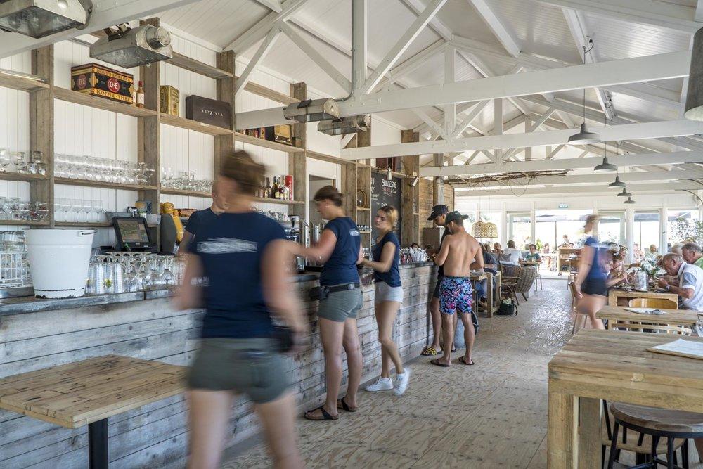 Strand Loods Tien Breskens altijd open