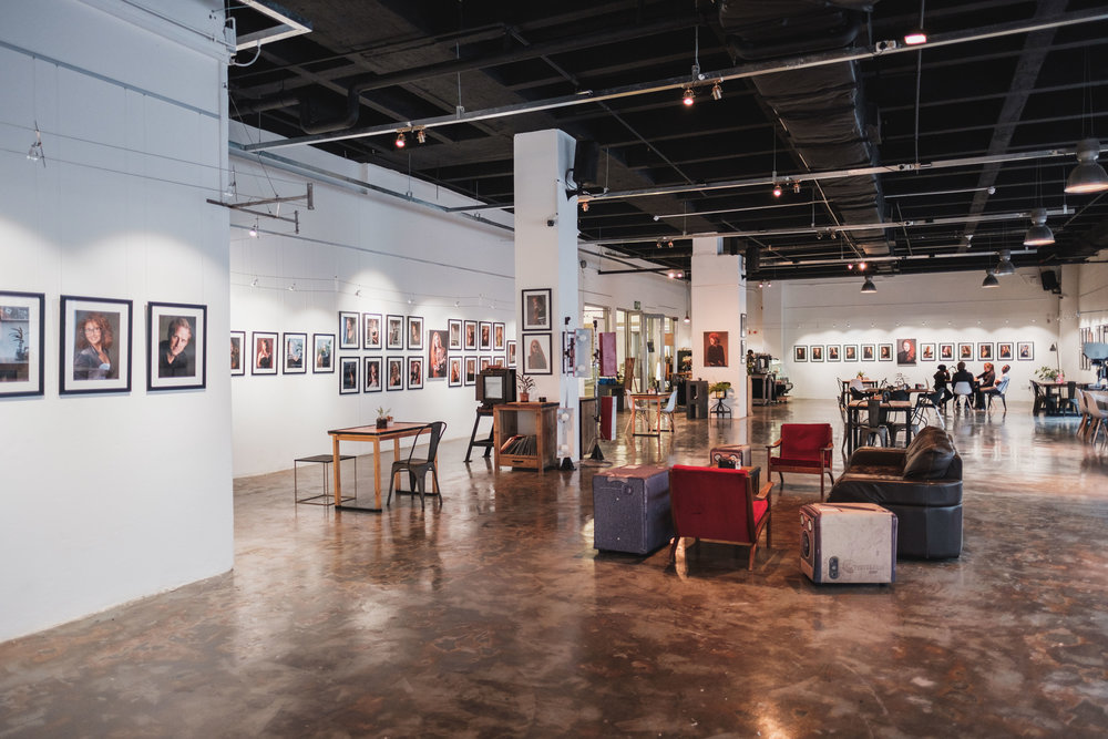 WHO WE ARE - PHOTOGRAPHIC GALLERY // EVENTS VENUE // COFFEE SHOP