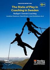 Läs mer om rapporten här - Nuläget i svensk coaching är en jämförande studie mellan coaching i Sverige och övriga Europa.