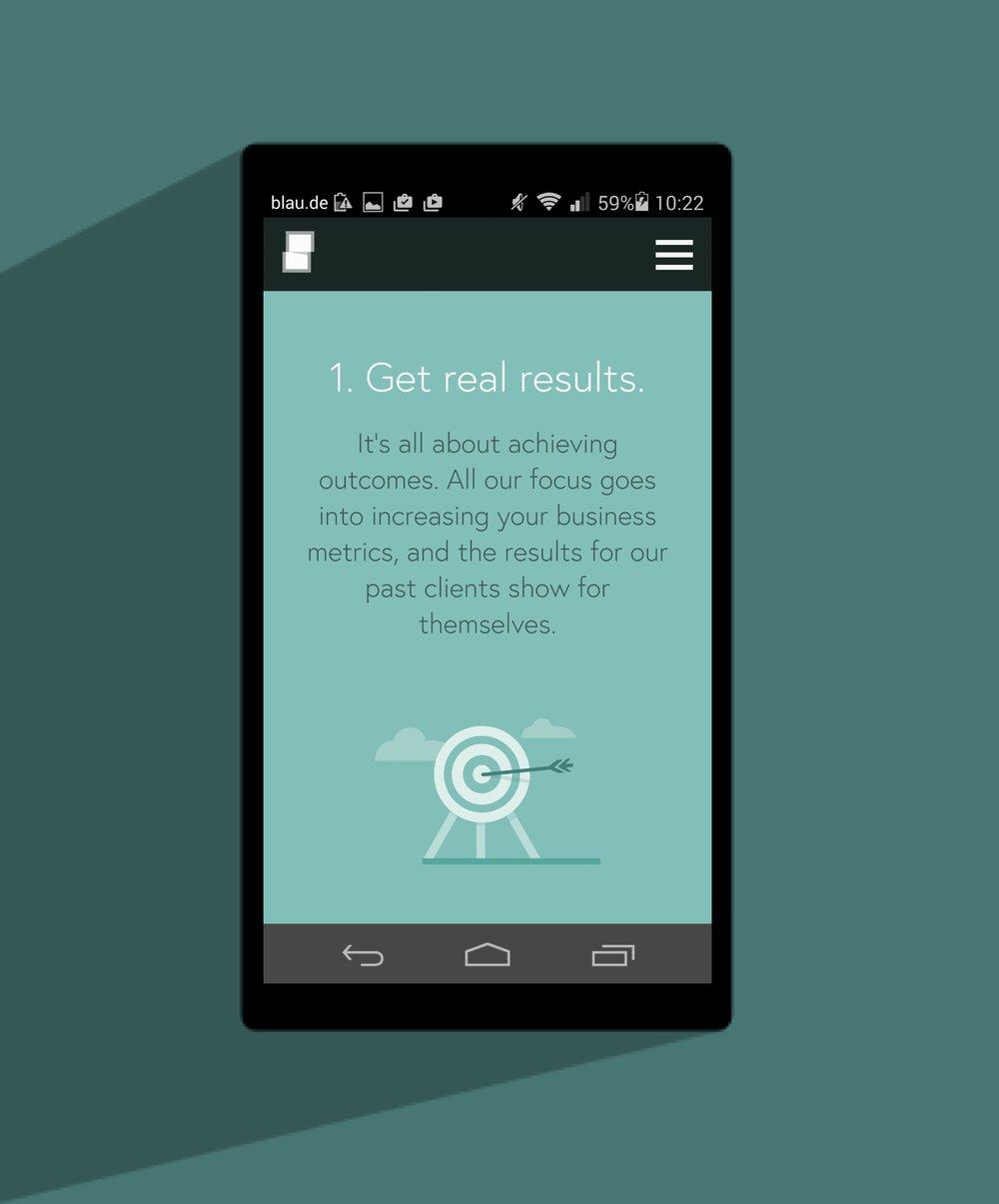 Detail: mobile behavior