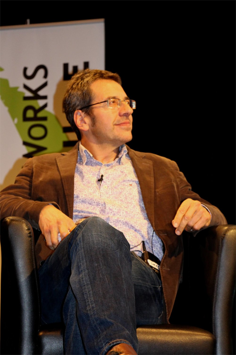 George Monbiot © Tim Birkhead
