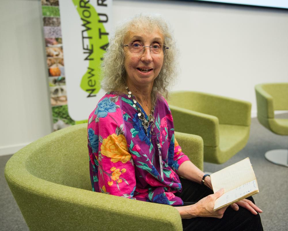 Alison Brackenbury, poet © Cheryl-Samantha Owen