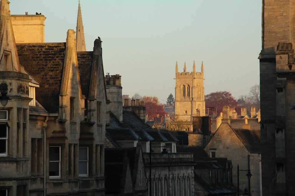 Stamford, where most of our meetings have been held