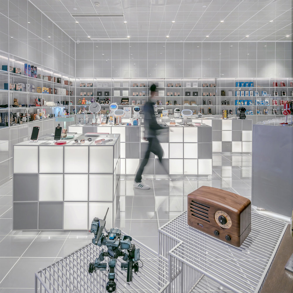 Best use of in store tech Inspired Awards