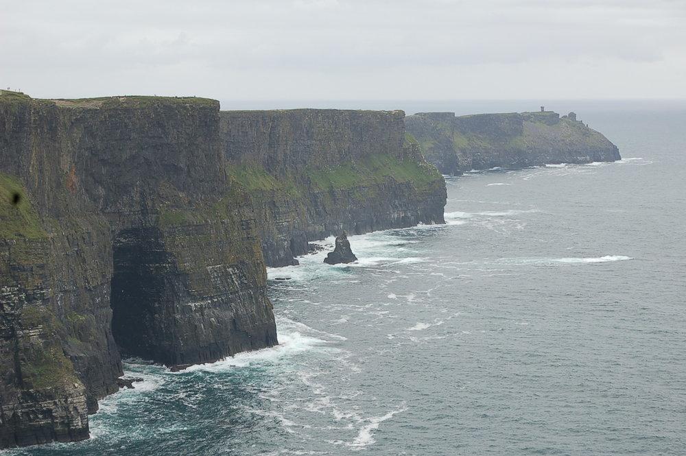 Ireland - Dublin, Galway, Stradbally, Tullamore