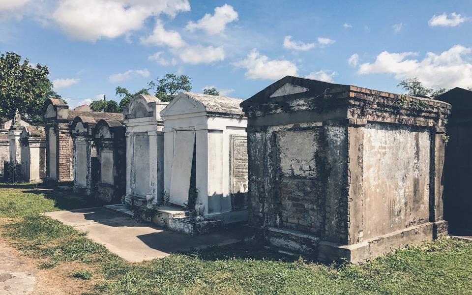 Famous New Orleans Cemeteries