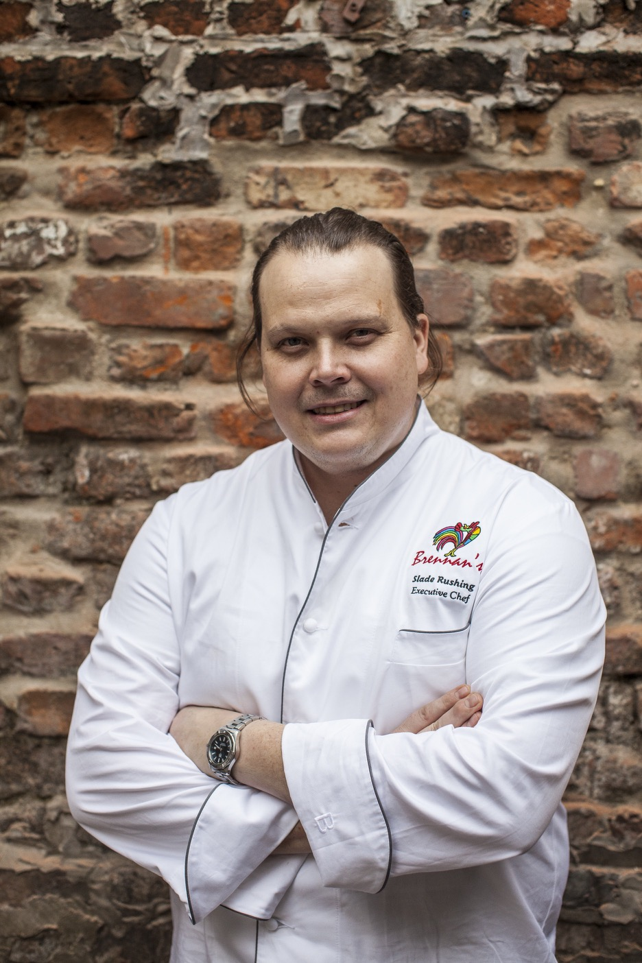 Executive Chef Slade Rushing (photo: courtesy of Brennan's)