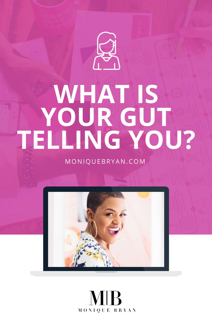 Watch What's your gut telling you video
