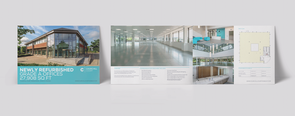 Creative Brochure Design London